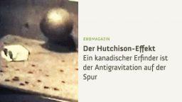 Der Hutchison-Effekt