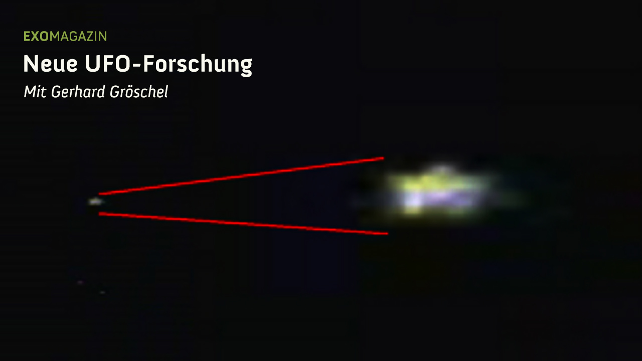 Neue UFO-Forschung