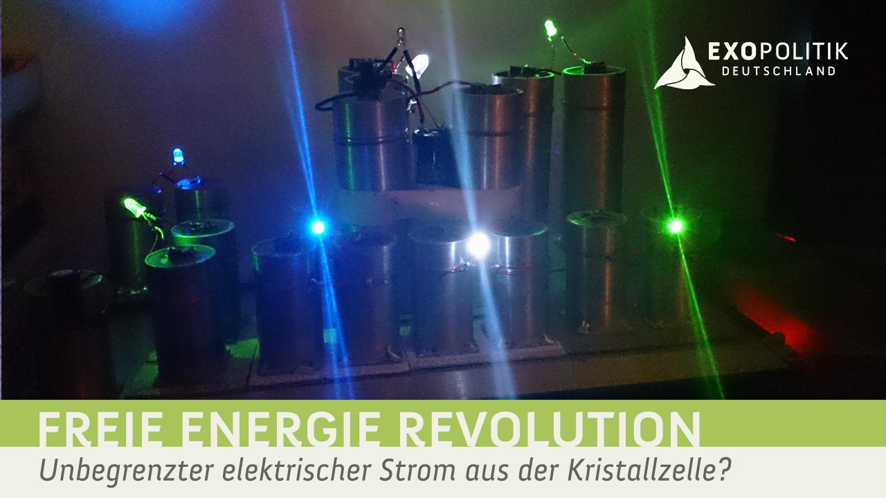 Freie Energie Revolution