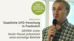 Staatliche UFO-Forschung in Frankreich