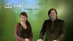 ExoMagazin Ausgabe 1/2011