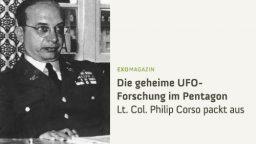 Geheime UFO-Forschung im Pentagon?