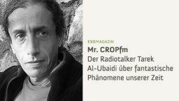 Vor Ort bei Mr. CropFM in Graz