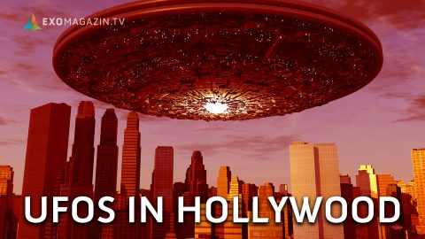 UFOs in Hollywood