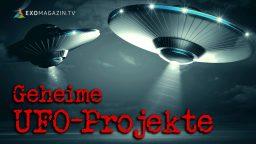 Geheime UFO-Projekte