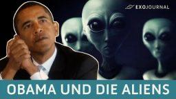 Barack Obama und die Aliens | ExoJournal