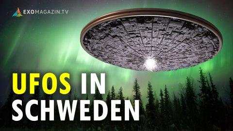 UFOs in Schweden