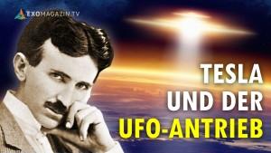 Tesla und der UFO-Antrieb