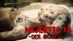 MAJESTIC 12 – Der Skandal