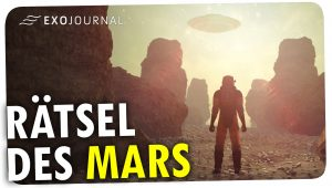 Rätsel des Mars – Gibt es Leben auf dem Roten Planeten? | ExoJournal