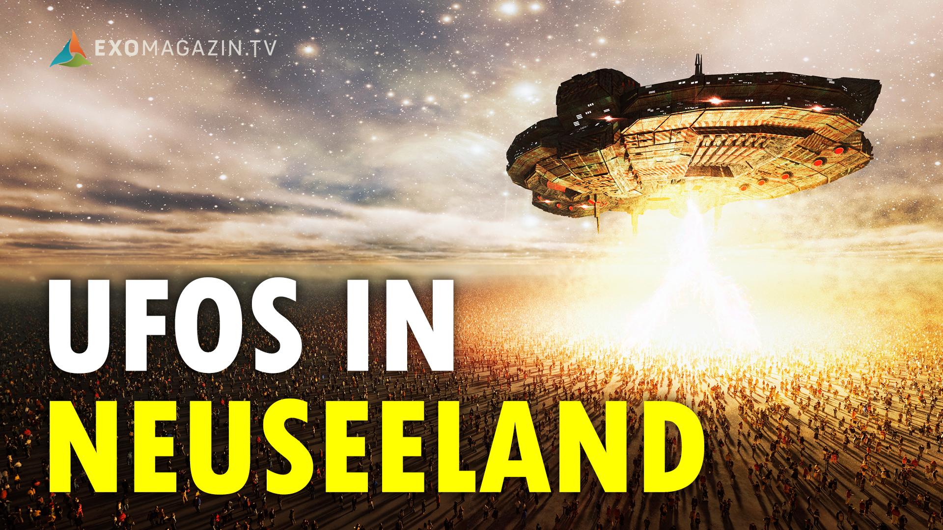 Bildergebnis für Ufo in Neuseeland