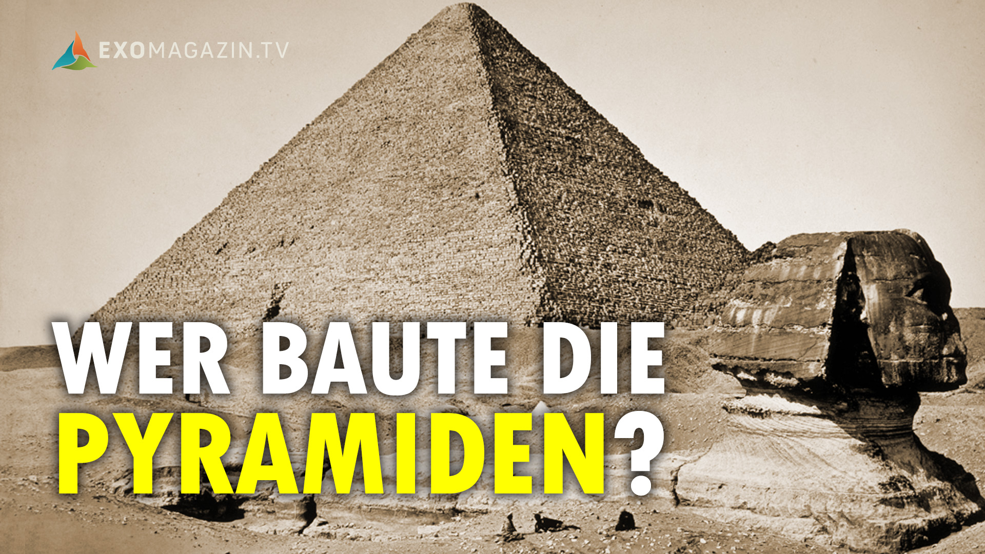 Wer Baute Die Pyramiden