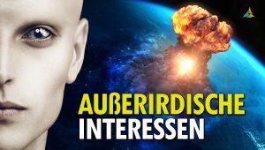 Ausserirdische Interessen - Der rote Faden, der sich durch die UFO-Aktivitäten der letzten Jahrzehnte zieht