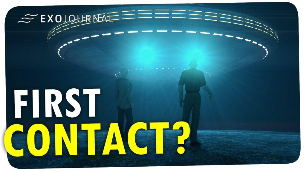 First Contact? Die Frohe Botschaft der Aliens - ExoJournal