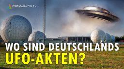 Wo sind Deutschlands UFO-Akten