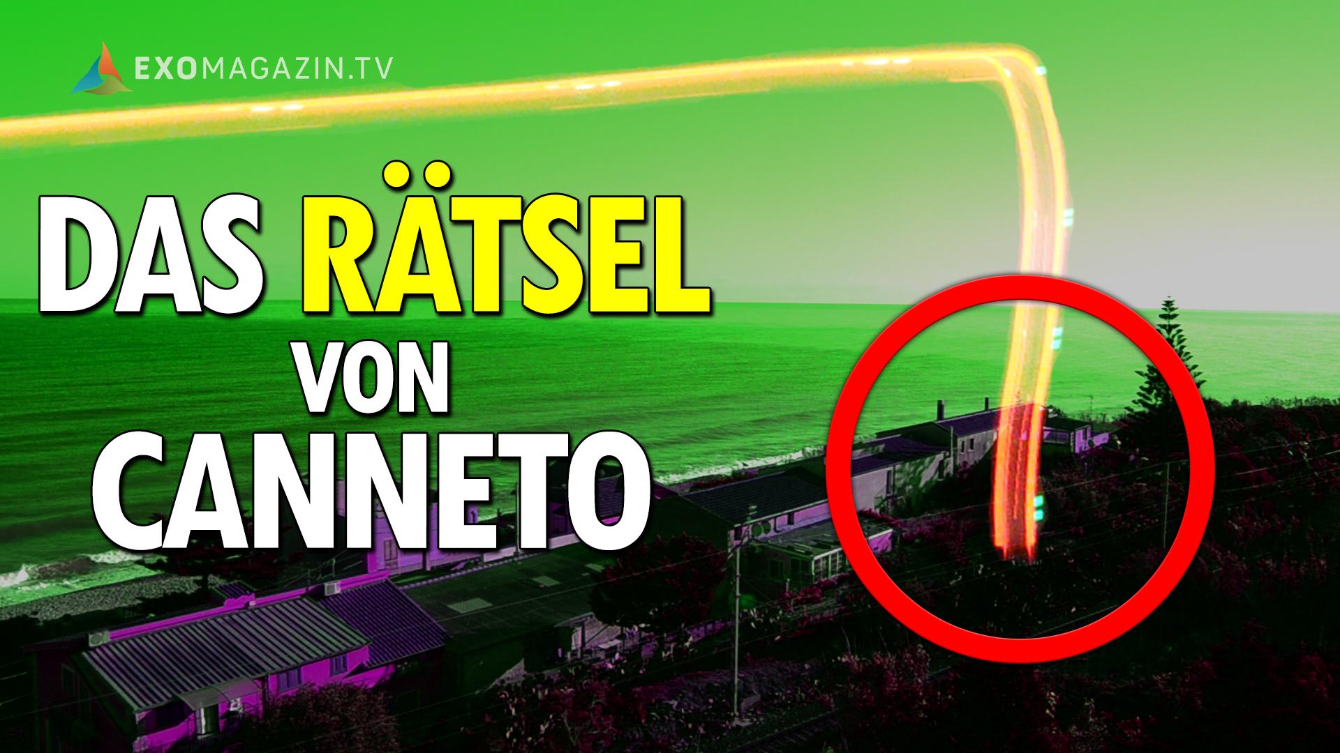 Ufos Auf Sizilien Das Ratsel Von Canneto Exomagazin Tv