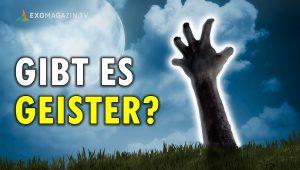 Gibt es Geister? Dem Übernatürlichen auf der Spur