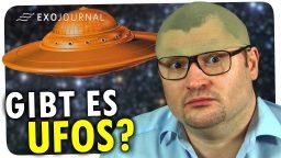 Gibt es UFOs? Ein Wetterfrosch klärt auf!