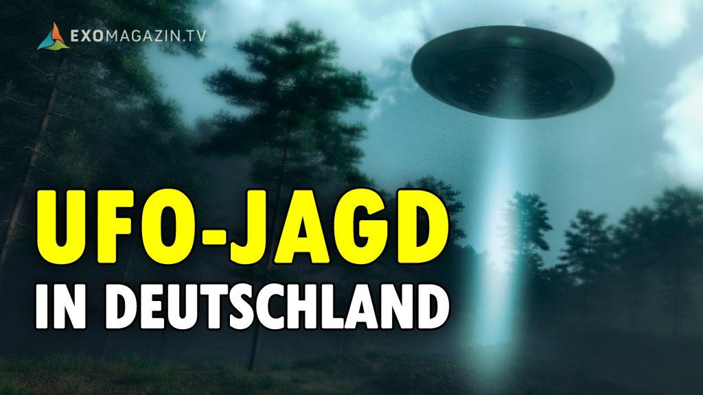 UFO-Jagd in Deutschland