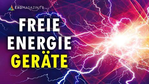 Freie-Energie-Geräte - Die Energierevolution in den Startlöchern - Dr. Thorsten Ludwig