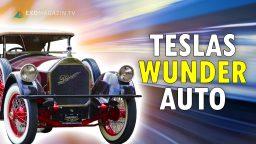 Nikola Teslas Wunderauto