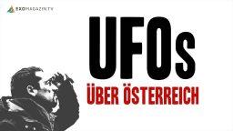UFOs über Österreich