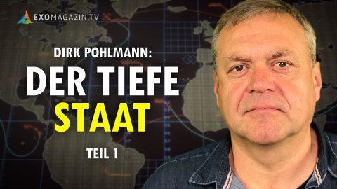 Dirk Pohlmann - Der Tiefe Staat (1)