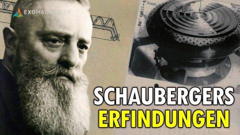Viktor Schaubergers Erfindungen