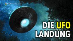 UFO-Landung im Rendlesham Forest