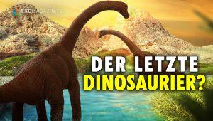Mokele Mbémbé - Der letzte Dinosaurier?