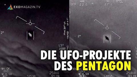 Grant Cameron - Die UFO-Projekte des Pentagon