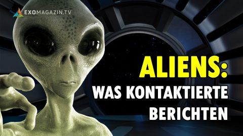 Aliens: Was Kontaktierte berichten - Grant Cameron