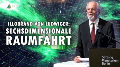 Sechsdimensionale Raumfahrt - Illobrand von Ludwiger