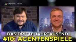 """Agentenspiele: Die """"Affäre Maaßen"""", das Rätsel Skripal - Das 3. Jahrtausend #10"""