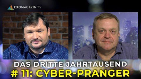 3J1000-11 Cyberpranger - Das 3. Jahrtausend mit Robert Fleischer und Dirk Pohlmann