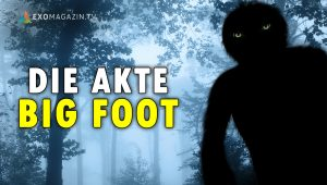 Die Akte Big Foot - Hans-Jörg Vogel