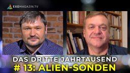 Alien-Sonden, Migrationspakt, US-Halbzeitwahlen - 3J1000#13