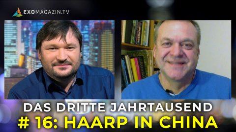 HAARP in China - Kataloniens Unabhängigkeit - Russlands Politik - Das 3. Jahrtausend #16