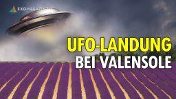 UFO-Landung bei Valensole