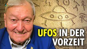 UFOs in der Vorzeit - Erich von Däniken