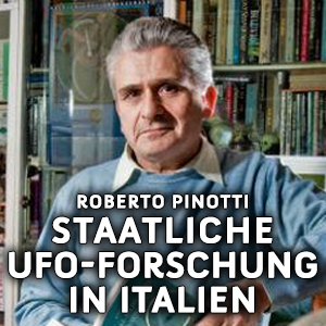 Roberto Pinotti - Staatliche UFO-Forschung in Italien