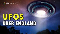 UFOs über England David Hodrien