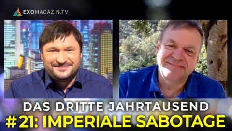 Imperiale Sabotage - Das 3. Jahrtausend #21