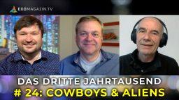 Das 3. Jahrtausend #24 Cowboys und Aliens