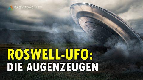 Der UFO-Absturz von Roswell - Die Augenzeugen berichten (Donald Schmitt)