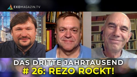Rezo rockt - Strache geht - Europa bebt - Das 3. Jahrtausend #26