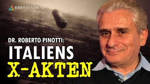 Die unglaublichen UFO-Fälle der italienischen Luftwaffe - Dr. Roberto Pinotti