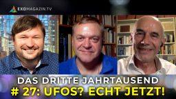 UFO-Enthüllungen, Assange gefoltert, Lateinamerika - Das 3. Jahrtausend #27