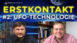UFO-Angriff auf Hubschrauber - Geheime UFO-Briefings für Donald Trump - UFO-Patente der US-Marine - Bob Lazar - Erstkontakt#2 mit Dirk Pohlmann und Robert Fleischer