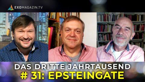Epstein und der Geheimdienst - BILD gegen KenFM - Julian Assange - Das 3. Jahrtausend #31 mit Robert Fleischer, Dirk Pohlmann und Mathias Bröckers